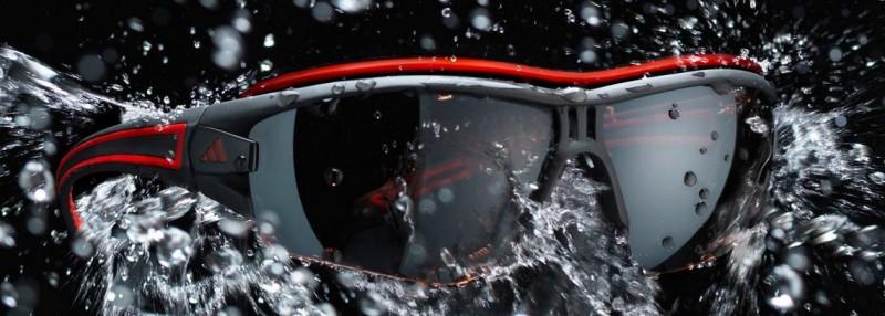 Adidas sportske naočale evil eye halfrim