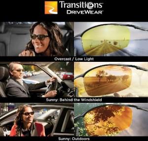 Drivewear fotoosjetljive polarizirane naočale