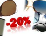 SUNČANE NAOČALE POPUST 20%