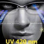 zaštita očiju od UV420 -